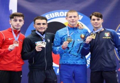 Azərbaycan komandası Avropa üçüncüsü oldu