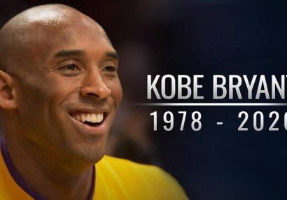Tarixdə bu gün: Kobe Brayant
