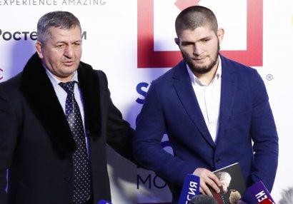 Хабиб Нурмагомедов рассказал, чем займётся на турнире памяти отца
