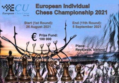 Шесть Азербайджанских шахматистов будут участвовать в чемпионате Европы
