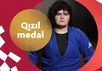Tokio 2020: Azərbaycan doqquzuncu qızıl medalını qazandı