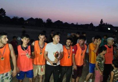 Lənkəranda şəhid Rövşən Ağayevin xatirə turniri keçirildi - FOTO