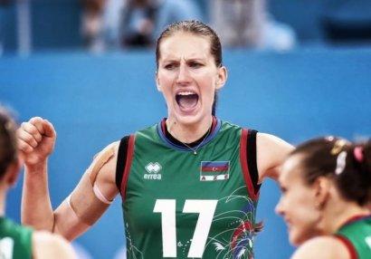 Polina Rəhimova millidən getməsinin səbəbini açıqladı