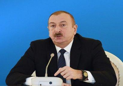 Президент поздравил Вали Исрафилова