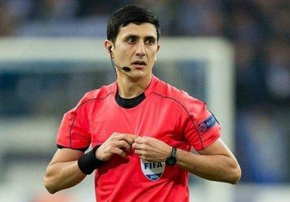 Əliyar Ağayev DÇ-2022-nin seçmə oyununda