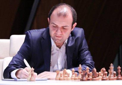 AÇ: Azərbaycan şahmatçıları medalsız qaldı