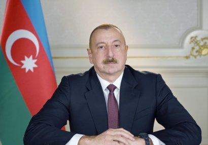 Prezident İlham Əliyev paralimpiyaçıları mükafatlandırdı