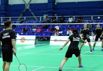 MDB Oyunları: Badmintonçularımız üçün