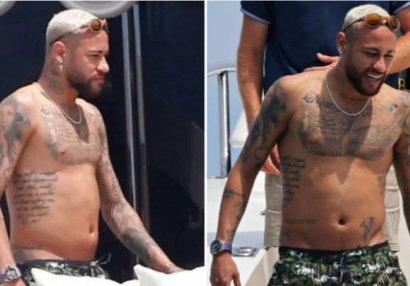 Neymar tənqidlərə cavab verdi: