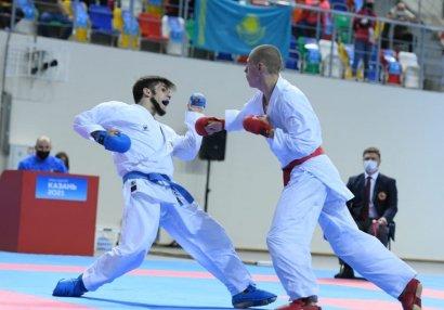 MDB Oyunları: Karateçilərimiz yarışı 8 medalla başa vurdu