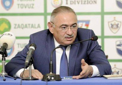 PFL prezidentindən Samir Abasovun təklifinə cavab: