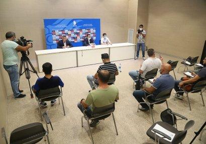 Лянкяранский клуб против бакинского огня