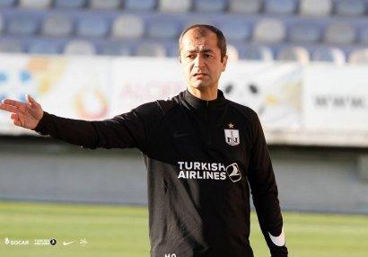 Махмуд Гурбанов: Жду от Карабаха в ЛК много побед и набранных очков