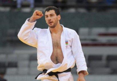 Xorvatiya Qran-Prisi: Daha bir cüdoçumuz qızıl medal qazandı