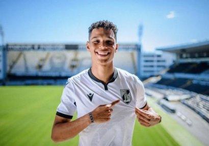 Etoonun oğlu Portuqaliya klubunda