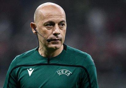 UEFA-dan Cüneyt Çakıra şok cəza - VİDEO