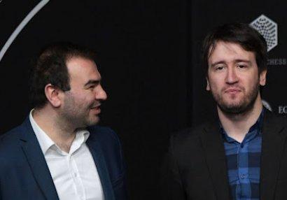 Çempionlar Turu: Rəcəbov ikinci, Məmmədyarov sonuncu oldu