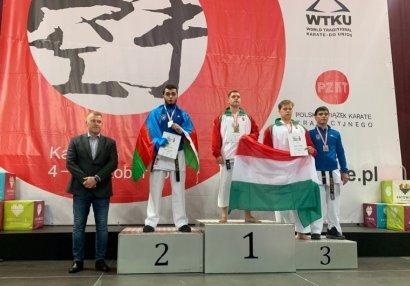İdmançılarımız Avropa çempionatında medallar qazandılar