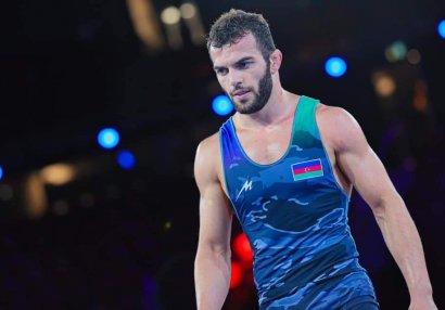 Məmmədov dünya üçüncüsü oldu