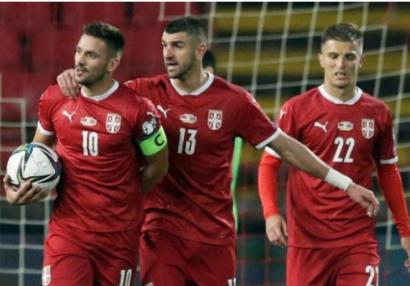 Serbiyalı futbolçu: