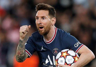 Messi PSJ-ni xilas etdi - VİDEO