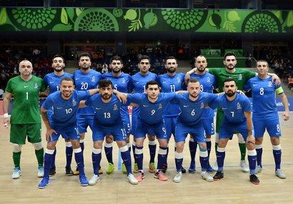 Азербайджан узнал время матчей на ЕВРО