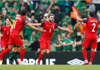 Азербайджан продолжает падение в рейтинге ФИФА