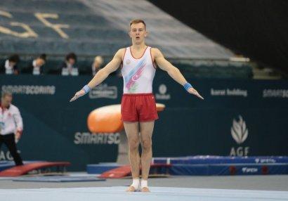 DÇ: Gimnastlarımız finala çıxa bilmədi