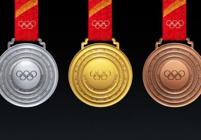 Olimpiya Oyunlarının medalları təqdim olundu - FOTOLAR