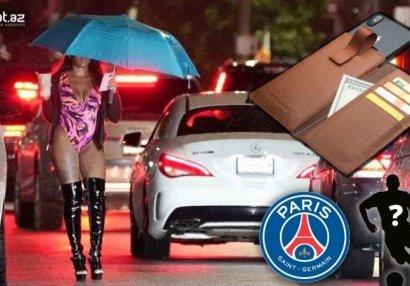 Футболиста «Пари Сен-Жермен» ограбила женщина легкого поведения