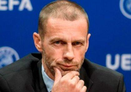 Президент УЕФА назвал несправедливым формат Евро-2020