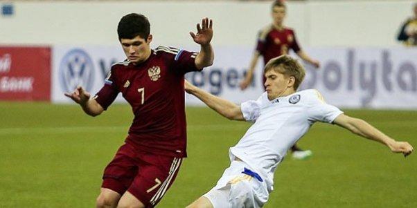 Ayaz Quliyev Rusiya millisində - RƏSMİ