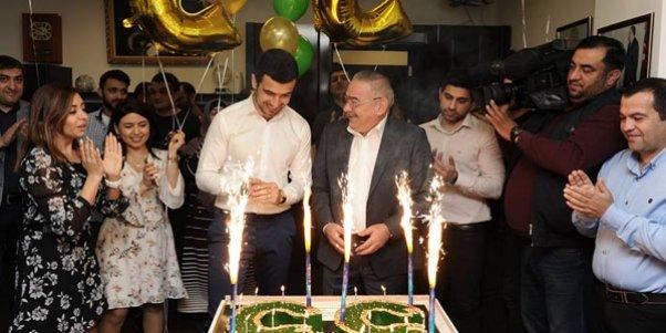 PFL-də iki doğum günü - FOTOLAR