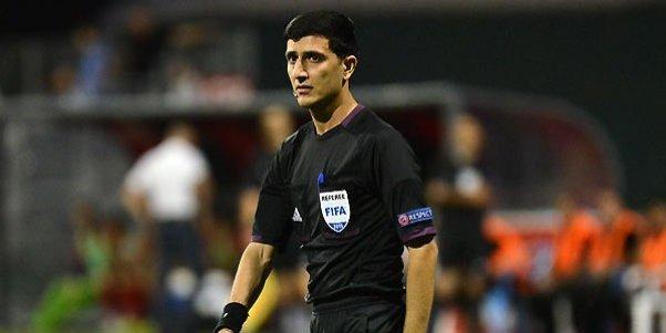 Əliyar Ağayev Avropa Liqasının oyununda