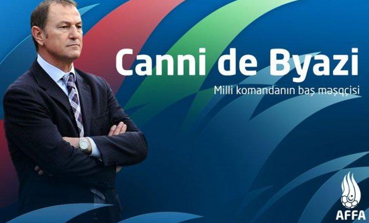 Canni De Byazinin köməkçiləri açıqlandı - RƏSMİ