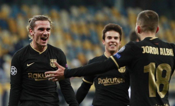 «Барселона» разгромила киевское «Динамо», «Ювентус» в добавленное время дожал «Ференцварош»