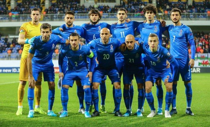 Определились соперники сборной Азербайджана по футболу в отборе на ЧМ