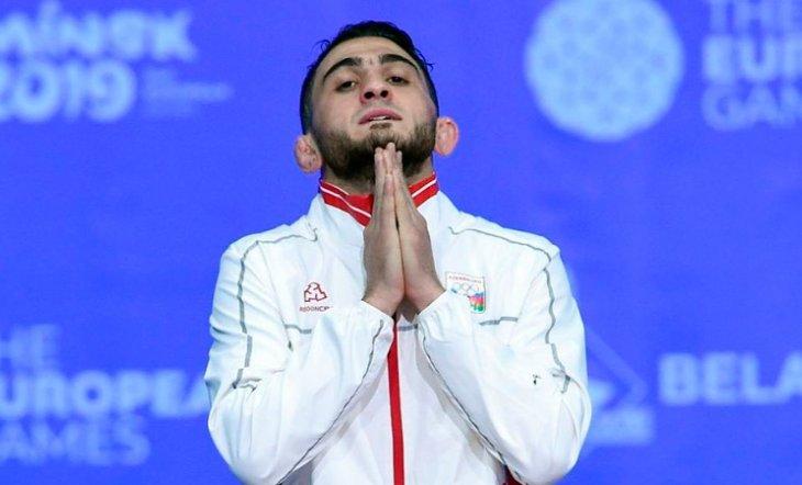 Олимпийские надежды. Гаджи Алиев едет за золотом Токио-2020 – ВИДЕО