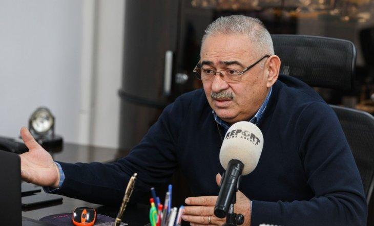 Ölkə kubokunun finalı Qarabağda keçiriləcək? - PFL prezidenti açıqladı